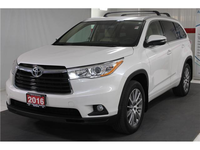 2016 Toyota Highlander XLE (Stk: 298106S) in Markham - Image 4 of 27