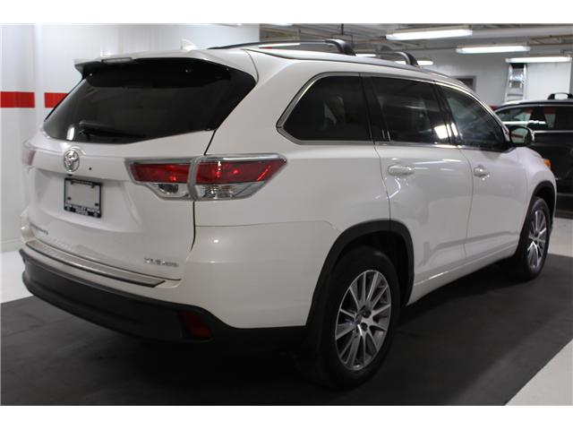 2016 Toyota Highlander XLE (Stk: 298106S) in Markham - Image 26 of 27