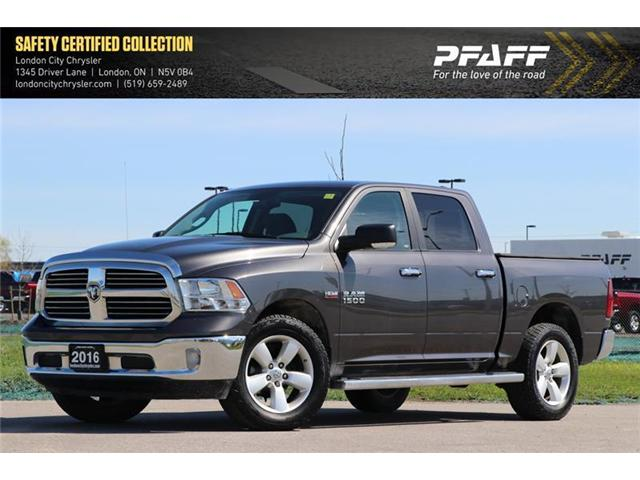 2016 RAM 1500 SLT (Stk: LC9536A) in London - Image 1 of 21
