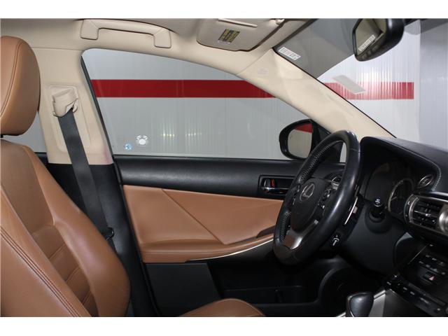 2014 Lexus IS 250 Base (Stk: 298090S) in Markham - Image 14 of 23