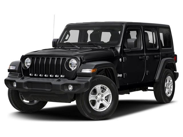 2019 Jeep Wrangler Unlimited Sport (Stk: LC9687) in London - Image 1 of 9