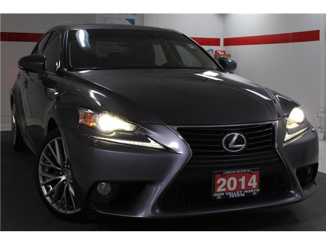 2014 Lexus IS 250 Base (Stk: 298090S) in Markham - Image 1 of 23