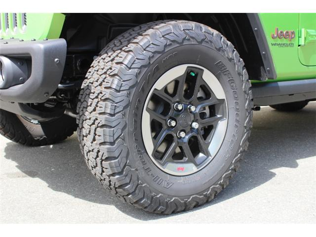 2019 Jeep Wrangler Unlimited Rubicon (Stk: W565160) in Courtenay - Image 21 of 30