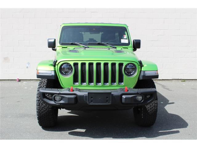 2019 Jeep Wrangler Unlimited Rubicon (Stk: W565160) in Courtenay - Image 25 of 30