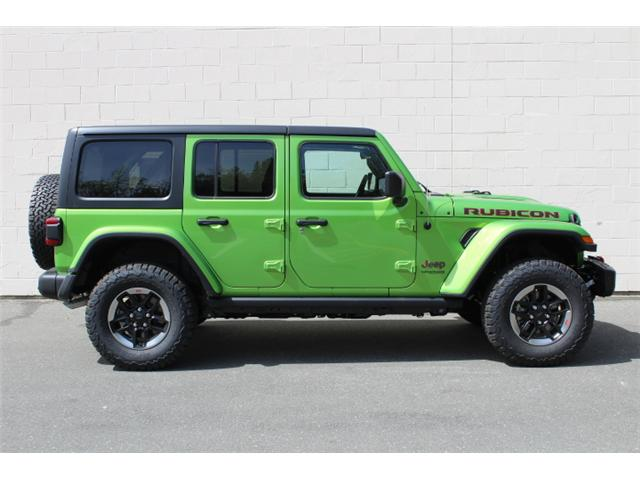 2019 Jeep Wrangler Unlimited Rubicon (Stk: W565160) in Courtenay - Image 26 of 30