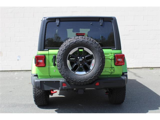 2019 Jeep Wrangler Unlimited Rubicon (Stk: W565160) in Courtenay - Image 27 of 30