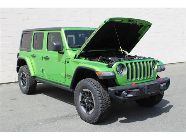 2019 Jeep Wrangler Unlimited Rubicon (Stk: W565160) in Courtenay - Image 29 of 30