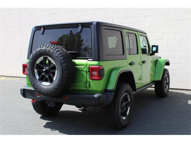 2019 Jeep Wrangler Unlimited Rubicon (Stk: W565160) in Courtenay - Image 4 of 30