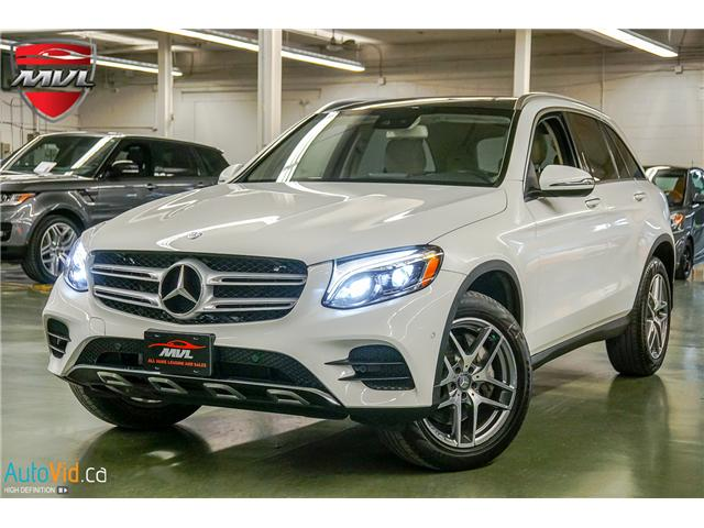 2016 Mercedes-Benz GLC-Class Base (Stk: ) in Oakville - Image 1 of 27