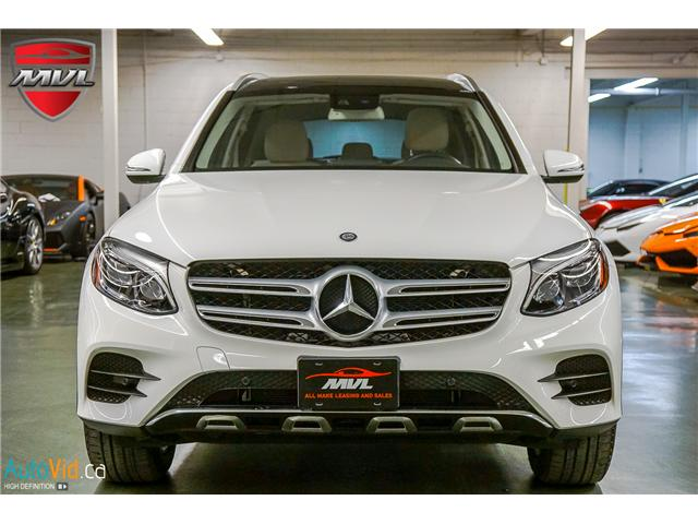 2016 Mercedes-Benz GLC-Class Base (Stk: ) in Oakville - Image 2 of 27