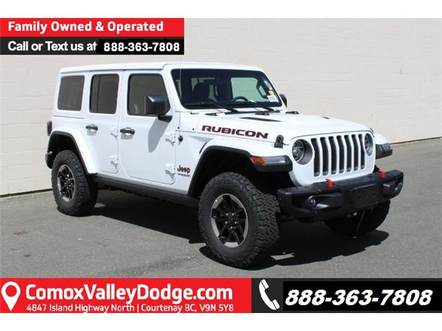 2019 Jeep Wrangler Unlimited Rubicon (Stk: W575021) in Courtenay - Image 1 of 30