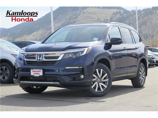 2019 Honda Pilot EX (Stk: N14446) in Kamloops - Image 1 of 21