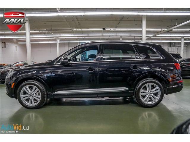 2017 Audi Q7 3.0T Progressiv (Stk: ) in Oakville - Image 2 of 32