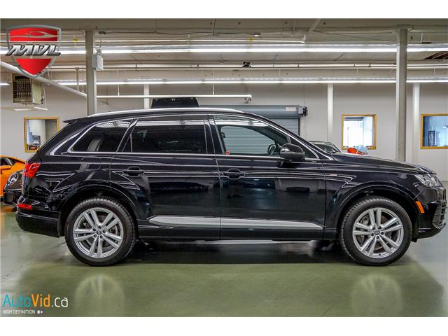 2017 Audi Q7 3.0T Progressiv (Stk: ) in Oakville - Image 6 of 32