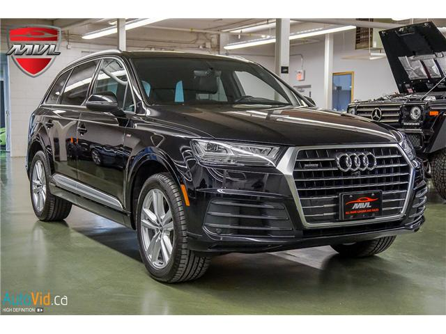 2017 Audi Q7 3.0T Progressiv (Stk: ) in Oakville - Image 7 of 32