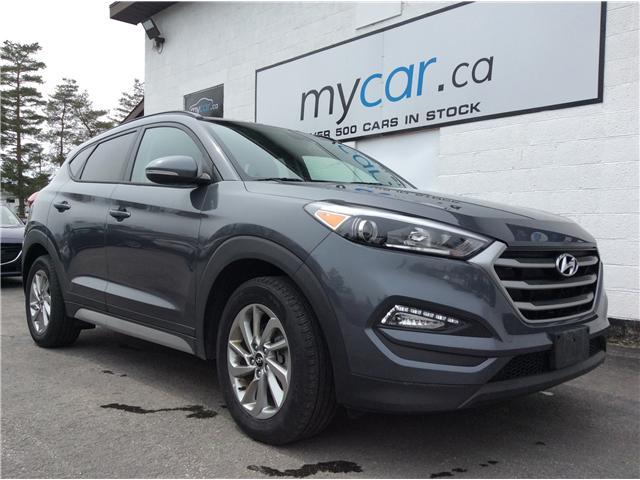 2018 Hyundai Tucson SE 2.0L (Stk: 190588) in North Bay - Image 1 of 21