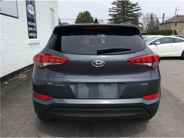 2018 Hyundai Tucson SE 2.0L (Stk: 190588) in North Bay - Image 4 of 21