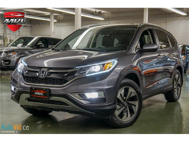 2015 Honda CR-V Touring (Stk: ) in Oakville - Image 1 of 32