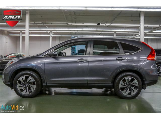 2015 Honda CR-V Touring (Stk: ) in Oakville - Image 2 of 32