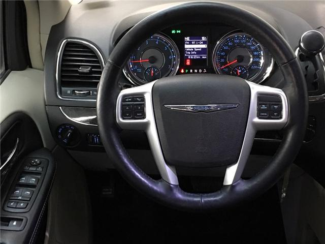 2016 Chrysler Town & Country Touring-L (Stk: 34269JAA) in Belleville - Image 16 of 28