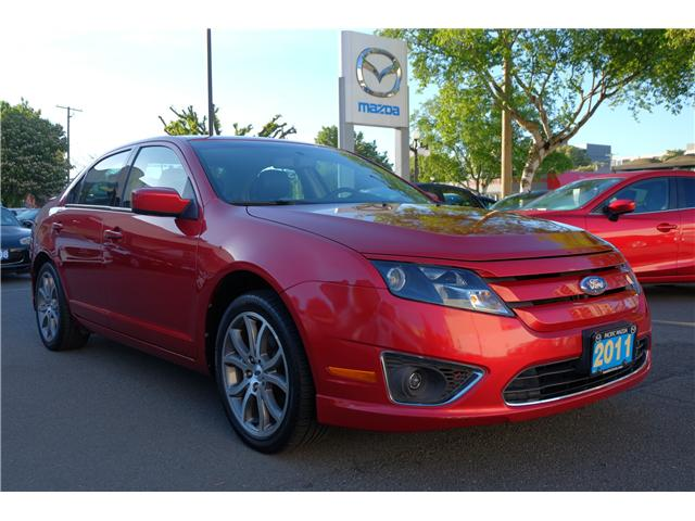 2011 Ford Fusion SEL (Stk: 377678A) in Victoria - Image 4 of 21