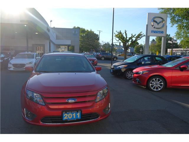 2011 Ford Fusion SEL (Stk: 377678A) in Victoria - Image 2 of 21