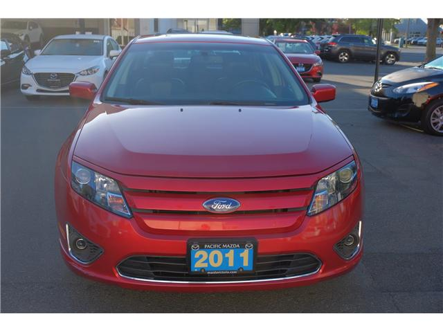 2011 Ford Fusion SEL (Stk: 377678A) in Victoria - Image 3 of 21