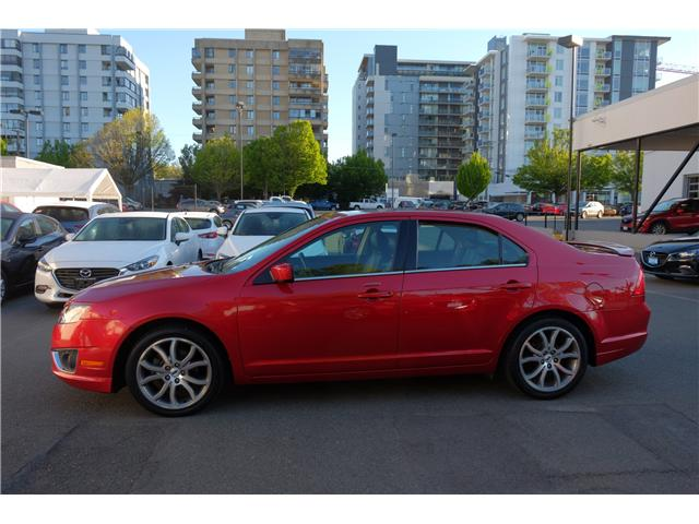 2011 Ford Fusion SEL (Stk: 377678A) in Victoria - Image 9 of 21