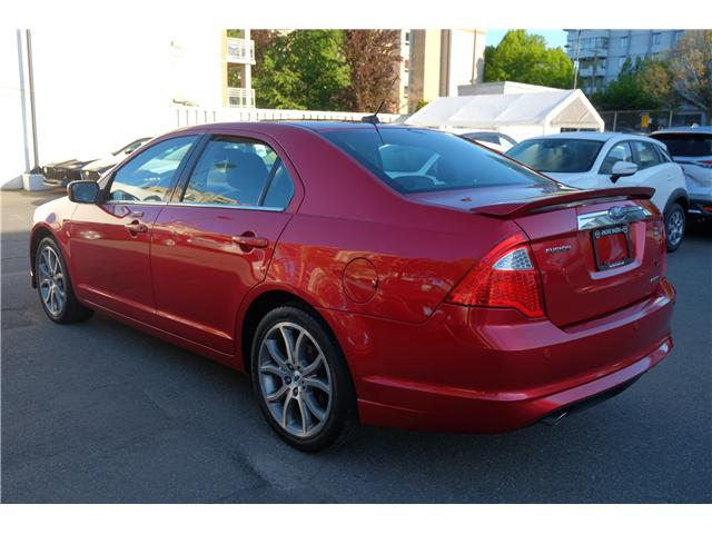 2011 Ford Fusion SEL (Stk: 377678A) in Victoria - Image 8 of 21