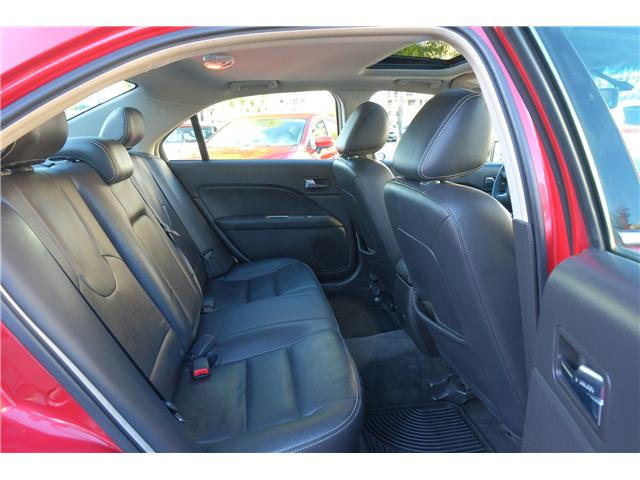 2011 Ford Fusion SEL (Stk: 377678A) in Victoria - Image 15 of 21