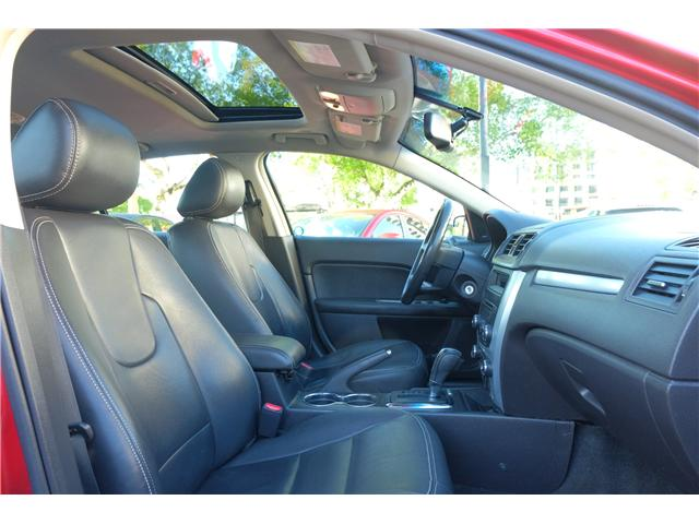 2011 Ford Fusion SEL (Stk: 377678A) in Victoria - Image 17 of 21