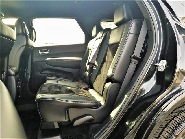 2016 Dodge Durango SXT (Stk: N18191A) in Timmins - Image 7 of 12
