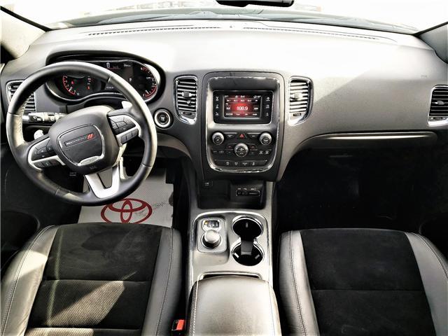 2016 Dodge Durango SXT (Stk: N18191A) in Timmins - Image 9 of 12