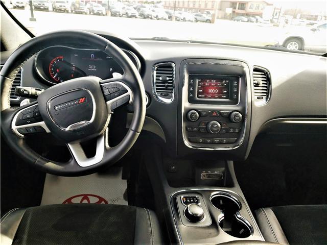 2016 Dodge Durango SXT (Stk: N18191A) in Timmins - Image 11 of 12