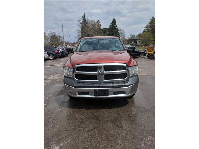 2013 RAM 1500 ST (Stk: ) in Cobourg - Image 1 of 10