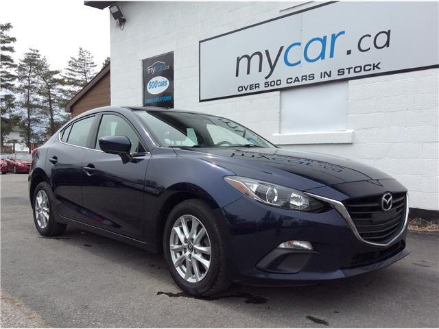 2015 Mazda Mazda3 GS (Stk: 190508) in Richmond - Image 1 of 20