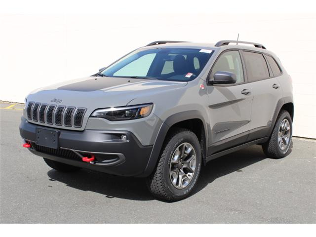 2019 Jeep Cherokee Trailhawk (Stk: D432848) in Courtenay - Image 2 of 30