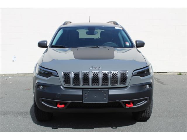2019 Jeep Cherokee Trailhawk (Stk: D432848) in Courtenay - Image 25 of 30
