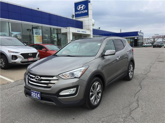 2014 Hyundai Santa Fe Sport 2.0T Limited (Stk: 11542PA) in Scarborough - Image 2 of 9