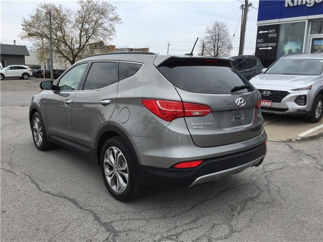 2014 Hyundai Santa Fe Sport 2.0T Limited (Stk: 11542PA) in Scarborough - Image 4 of 9
