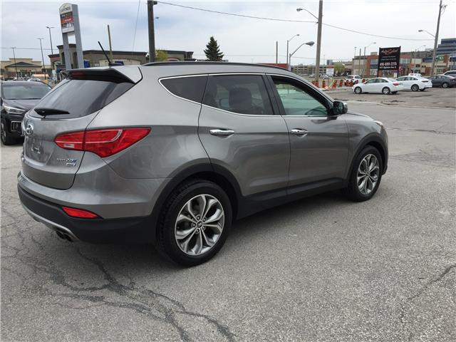 2014 Hyundai Santa Fe Sport 2.0T Limited (Stk: 11542PA) in Scarborough - Image 6 of 9