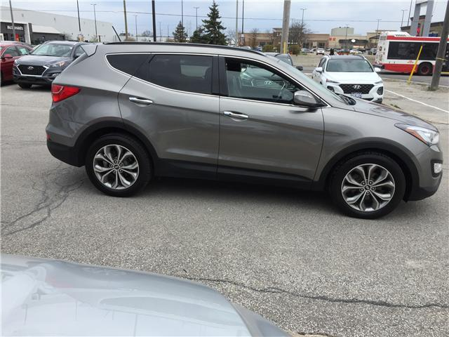 2014 Hyundai Santa Fe Sport 2.0T Limited (Stk: 11542PA) in Scarborough - Image 7 of 9