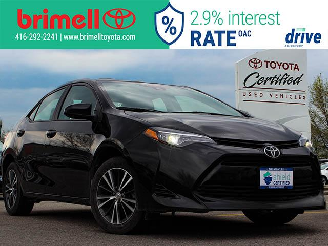 2018 Toyota Corolla LE (Stk: 9773R) in Scarborough - Image 1 of 26