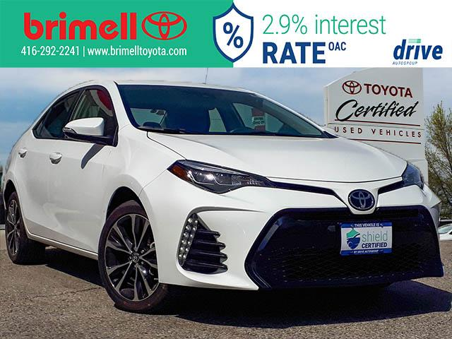 2019 Toyota Corolla SE (Stk: 196294A) in Scarborough - Image 2 of 27
