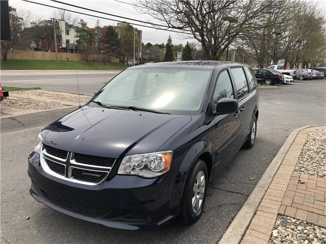 2012 Dodge Grand Caravan SE/SXT (Stk: ) in Ottawa - Image 1 of 16