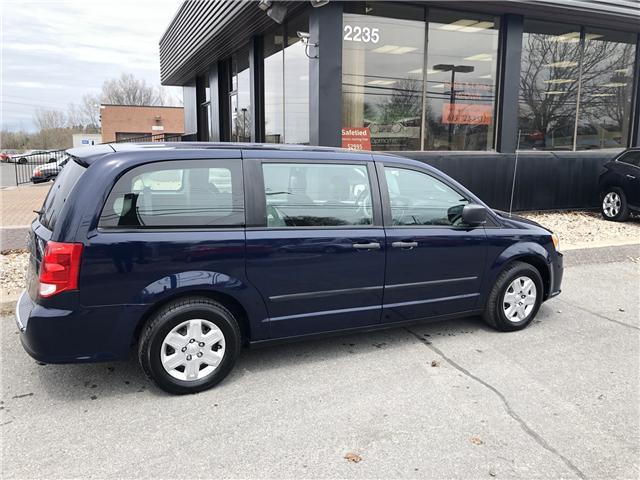 2012 Dodge Grand Caravan SE/SXT (Stk: ) in Ottawa - Image 8 of 16