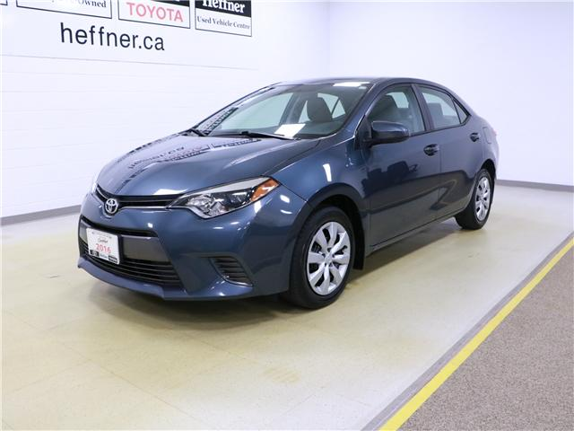 2016 Toyota Corolla LE (Stk: 195308) in Kitchener - Image 1 of 29