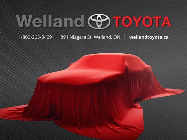 2020 Toyota Corolla Hybrid Base (Stk: COY6556) in Welland - Image 1 of 2