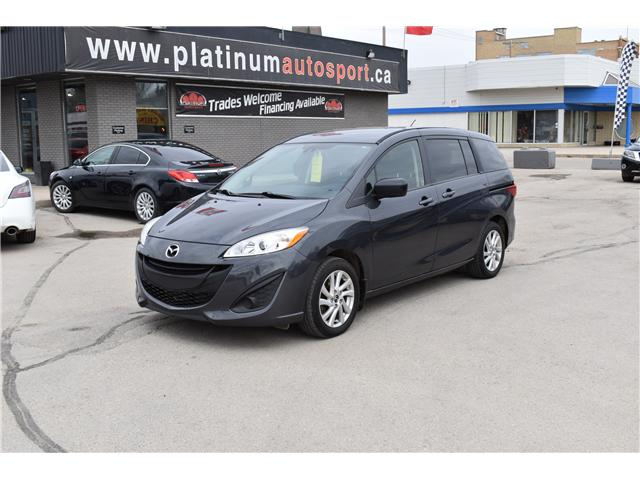 2015 Mazda Mazda5 GS (Stk: pp422) in Saskatoon - Image 1 of 21