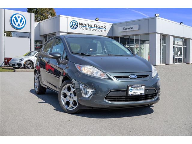 2011 Ford Fiesta SES (Stk: JT216190A) in Vancouver - Image 1 of 24